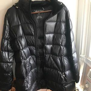 CALVIN KLEIN winter puffer jacket